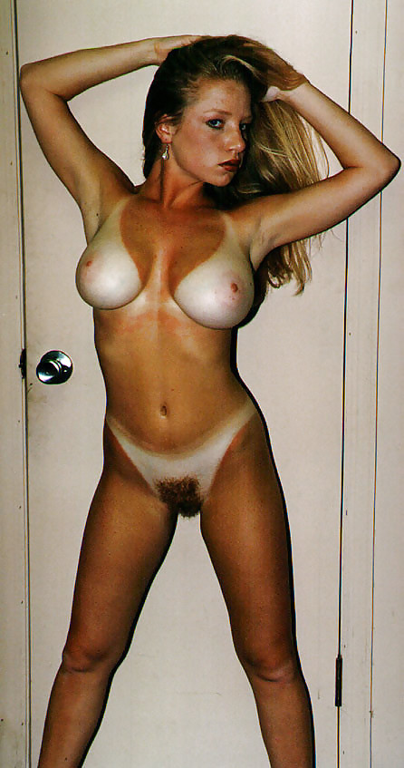 Girl Naked Tan Lines