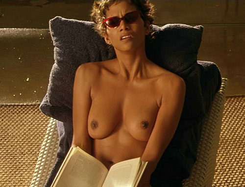 Halle Berry Yummy Tits
