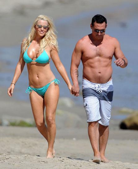 Jenny Mccarthy Hot Bikini