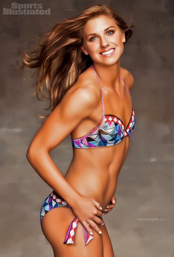 Alex Morgan Hot Bikini