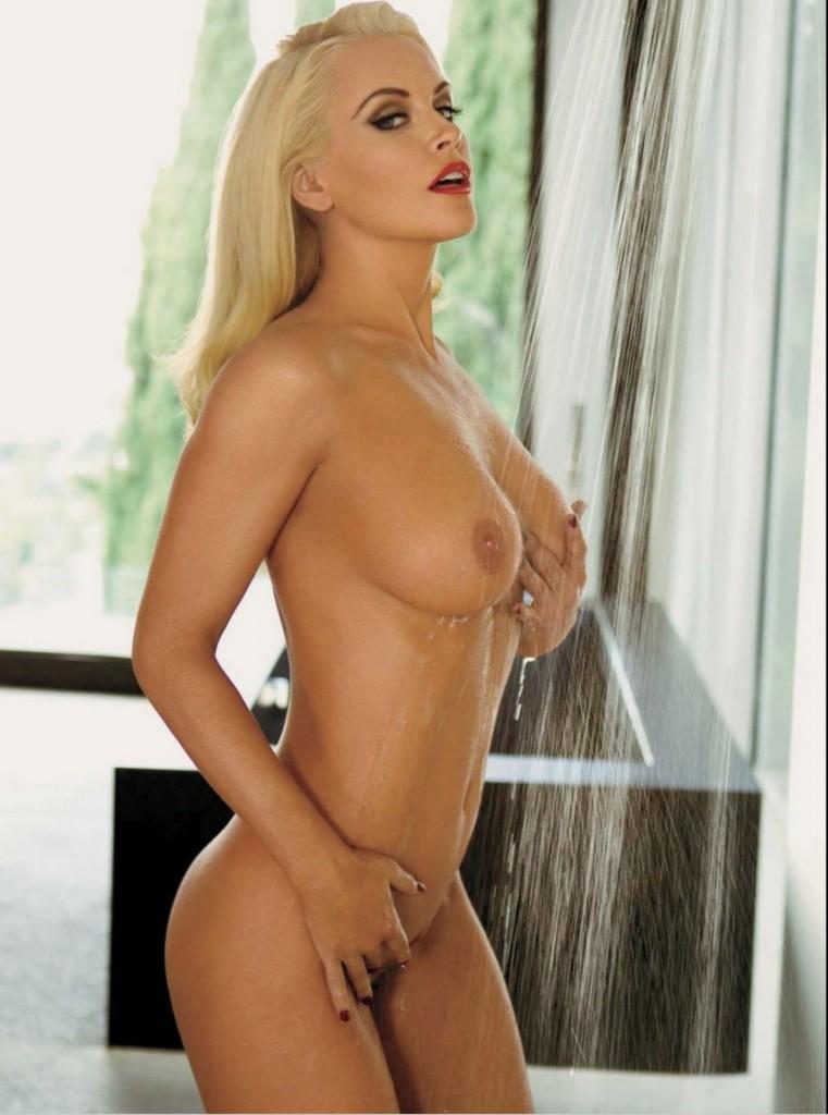 Jenny McCarthy In Shower
