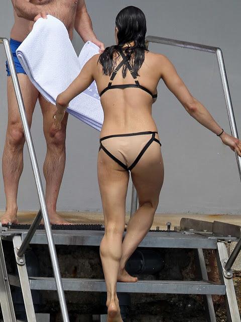 Michelle Rodriguez Sexy Bikini