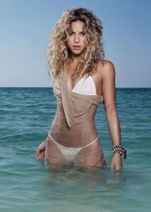Shakira Bikini Pics