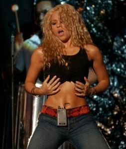 Shakira Grabbing Tits Pics