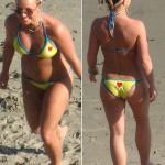 Britney Spears Tiny Bikini