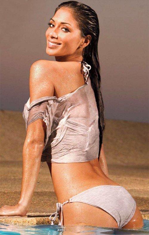 Nicole Scherzinger Ass Pic