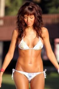 Farrah Abraham Tiny Bikini