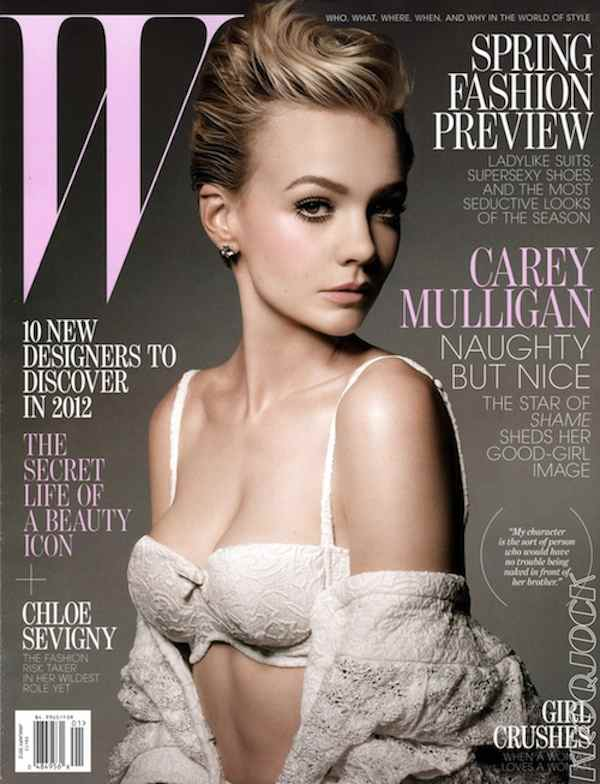 Carey Mulligan Getting Naked