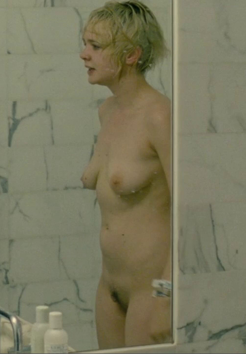Carey Mulligan Naked Shower