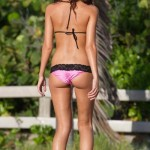 Farrah Abraham Ass in Bikini