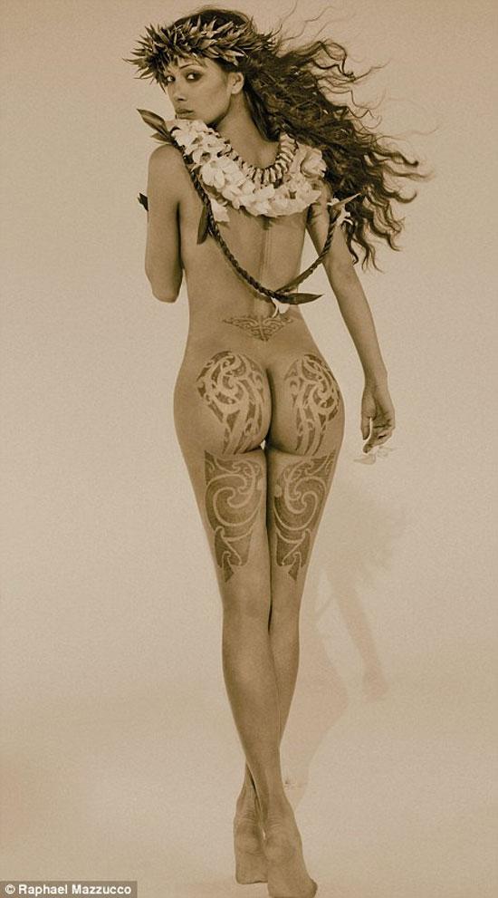 Nicole Scherzinger Thong