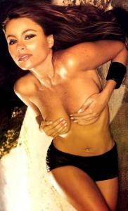 Sofia Vergara Topless Pics
