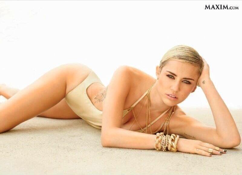 Miley Cyrus Lingerie