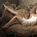 Marion Cotillard Lingerie