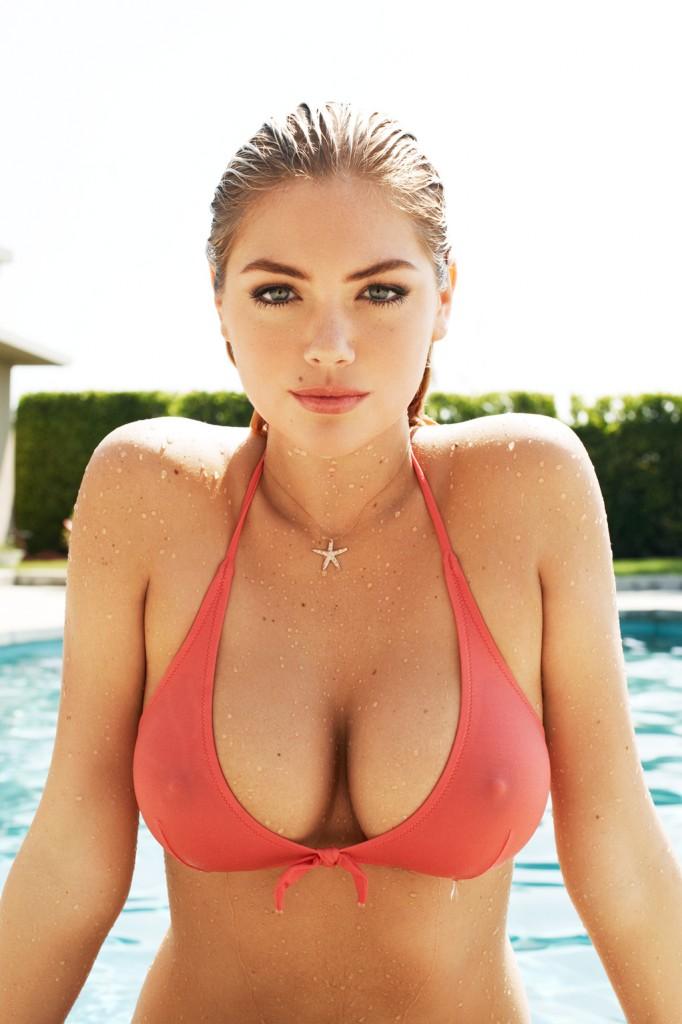 Kate Upton Nipples